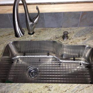 1K2919 Counterra kidney Sink